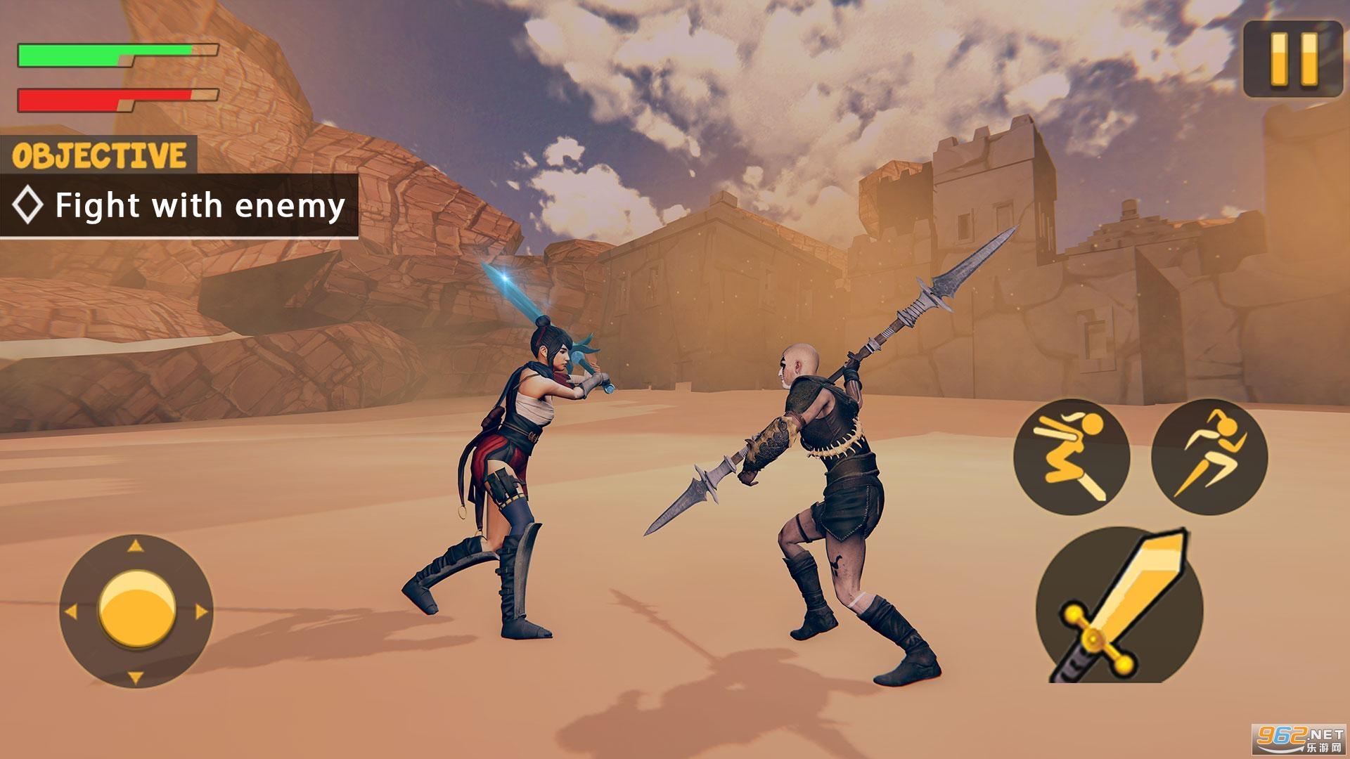 娜雅和最后的战龙截图2