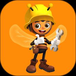 蜜蜂五金商户