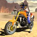 快速摩托车司机游戏