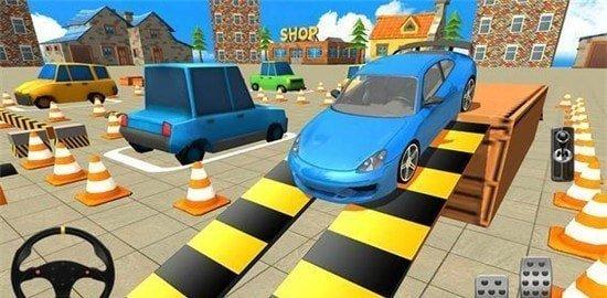 现代停车真实停车挑战截图0