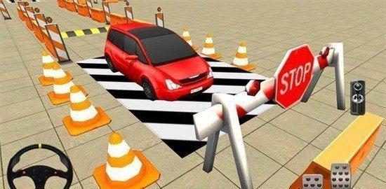 现代停车真实停车挑战截图1