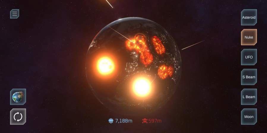 星战模拟器冰冻光线截图1