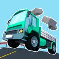 小货车公路驾驶游戏