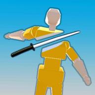 武士刀突进3D