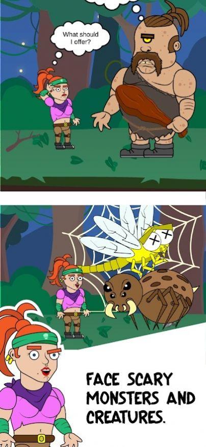 贪婪的海盗游戏截图1