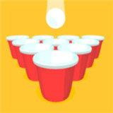 纸杯乒乓球