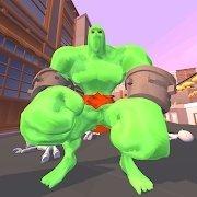 绿巨人格斗