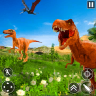 恐龙射击狩猎