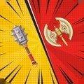 武器英雄竞技