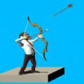 斯蒂克曼弓箭手射击