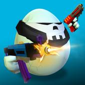鸡蛋大逃杀射击