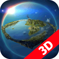 3D卫星地图
